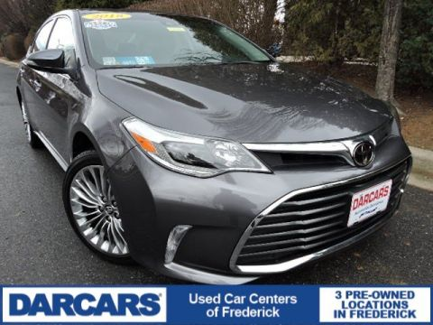 Pre-Owned 2018 Toyota Avalon Limited FWD 4dr Car