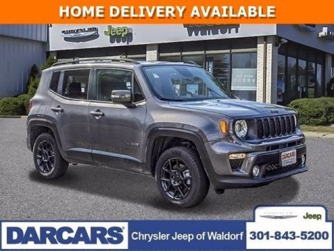 2019 Jeep Renegade 4DR 4WD